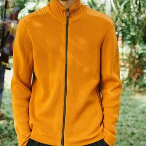 Victorinox Swiss army  full zipper sweater